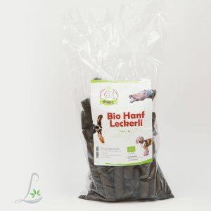 Bio Hafleckerli 1kg (Hempy)