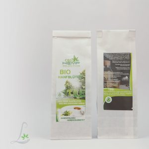 • Bio-Tee (Hanfwelt 20g, Hemp Selection 50g)