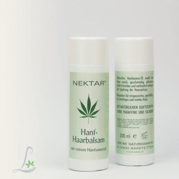 Hanf-Haarbalsam (200ml) - Nektar