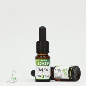 Hemp Selection CBD-Öl - Multikomplex 20% 10ml