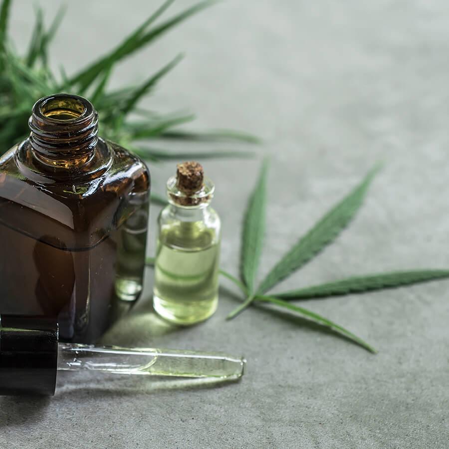 CBD-Öle Produkte